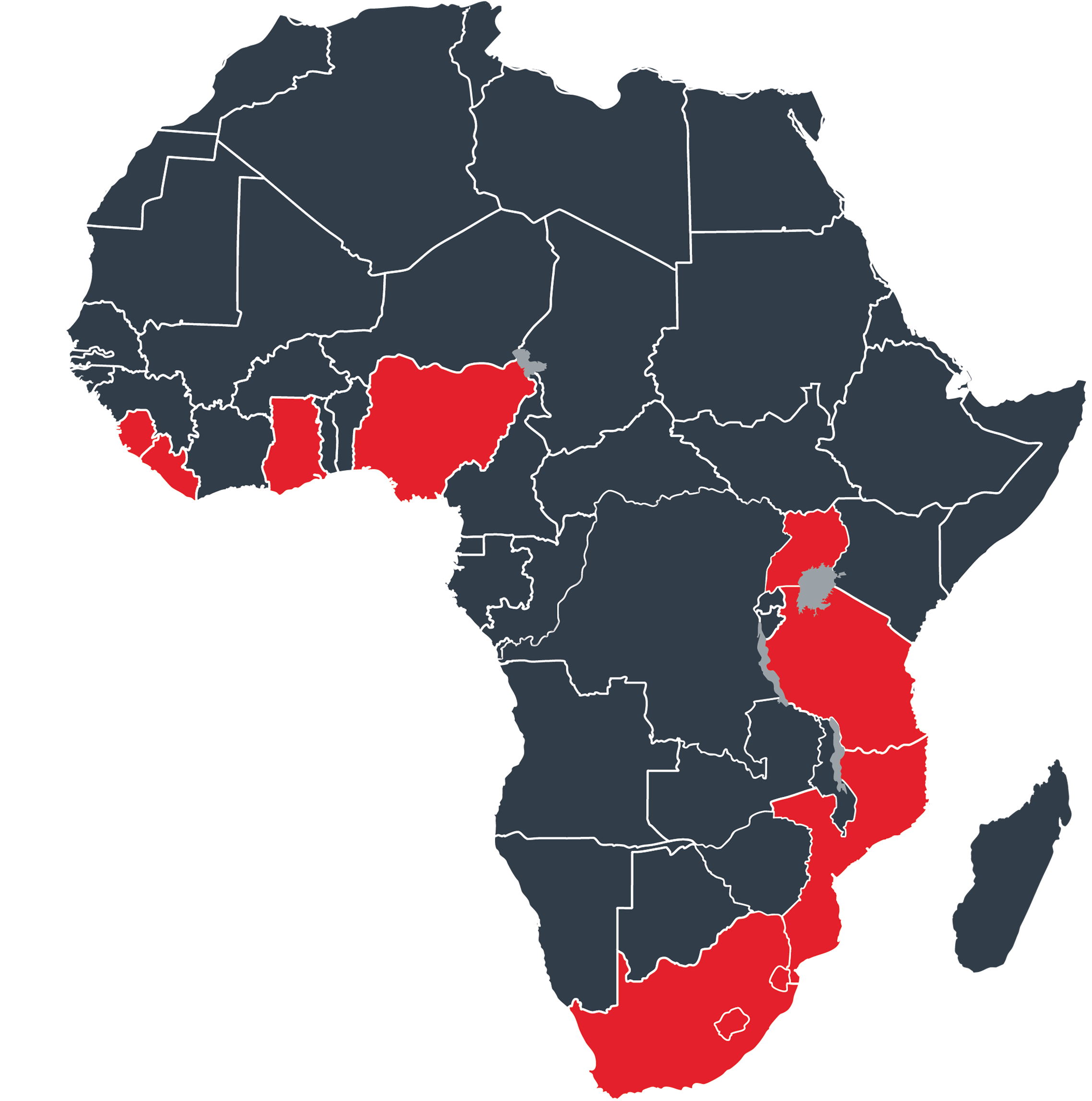 Project Last Mile programs in Africa