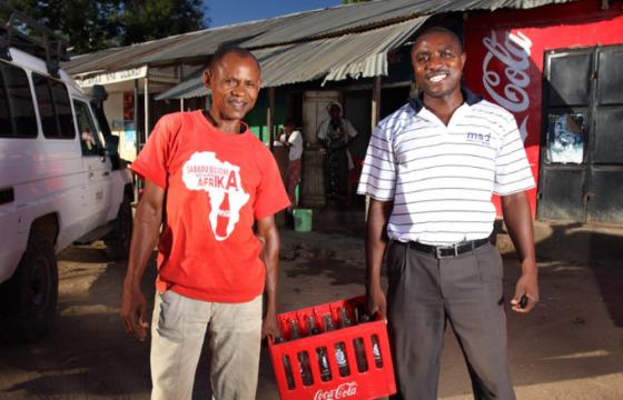 Coca-Cola and Project Last Mile in Tanzania