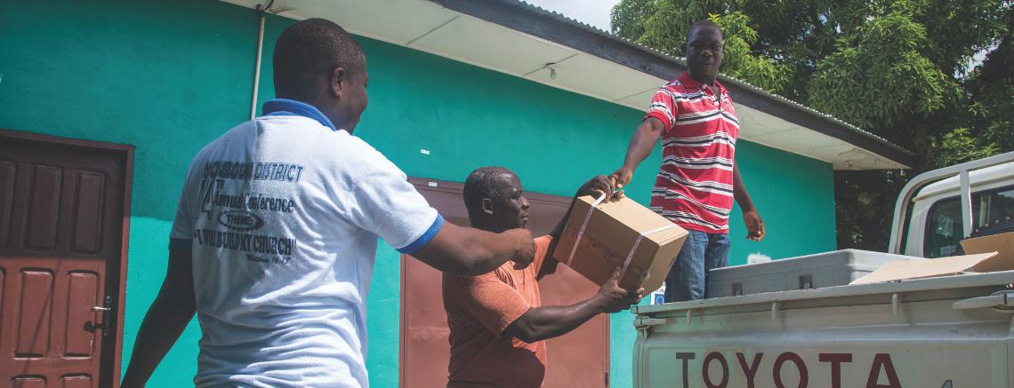 Liberia Project Last Mile